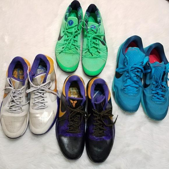1c4def3f4a54 Nike Kobe BUNDLE. M 5b3b1f00035cf1acc072a13e